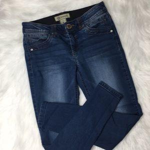 Democracy AB technology jeans skinny sz 4